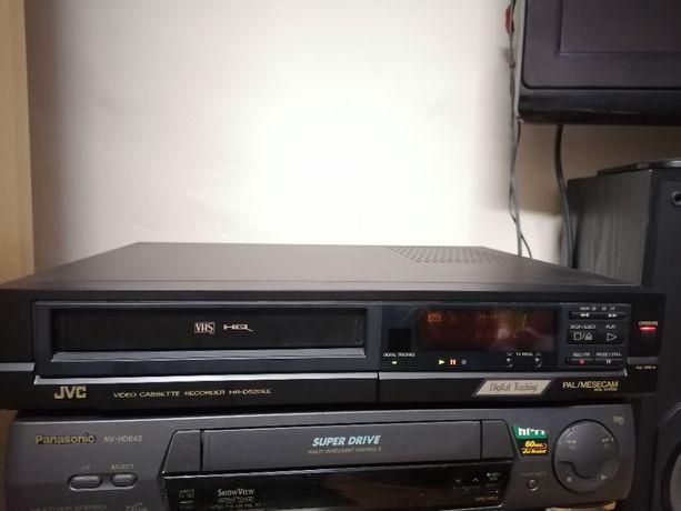 Magnetowid JVC HR-D520EE VHS