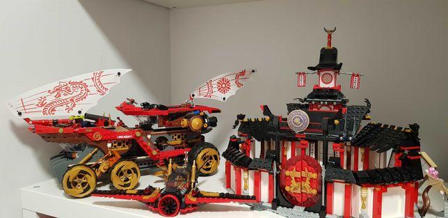 Lego 70677 Ninjago 70670 zestawy 70650
