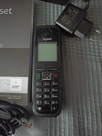 Telefon internetowy (stacjonarny) VOIP SIEMENS Gigaset A510 IP