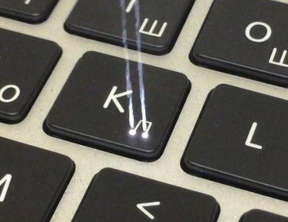 Лазерная гравировка клавиатур, клавиатуры ноутбука, корпусов итп...