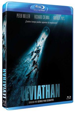 Leviathan/O Mistério dos Oceanos(Blu-Ray R)-Importado