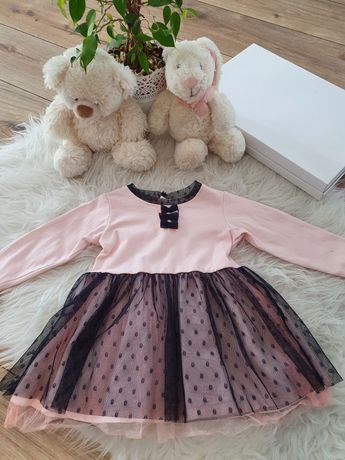 Sukienka Coccodrillo . Rozmiar 74