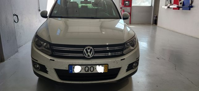 VW Tiguan 2.0TDI BlueMotion