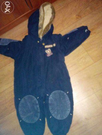 Комбез (1-1,5 года)и курточка для малыша