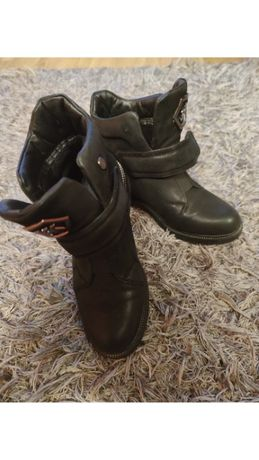 Полусапожки, сапоги, ботинки женские демисезонные