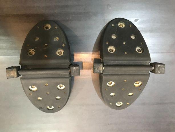 Mercruiser клапан заслонка выхлопа