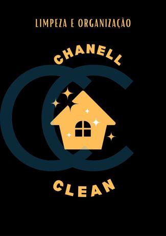 Chanel clean limpeza e organização