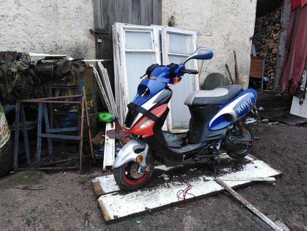 Motorower na sprzedaż
