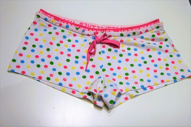 Nowe spodenki do spania piżama 36 Woman'secret Spain rozm S kolorowe