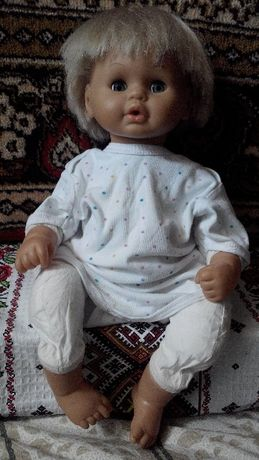 Кукла-пупс , фирменный, большой, номерной, 48 см