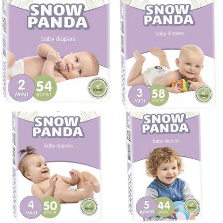 Продам памперсы Snow panda