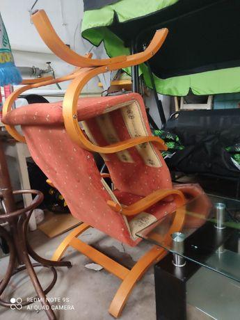 Okazja. fotele finki jak nowe