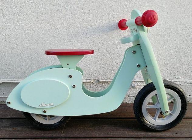 Rowerek biegowy rowerek Janod scooter