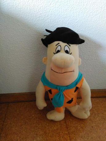 Peluche Fred Flintstones, Como Novo