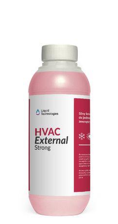 HVAC Extrenal Strong preparat do czyszczenia skraplaczy lamelowych 1L