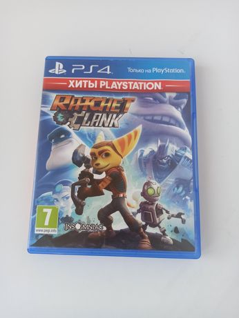 Ratchet & Clank  ps4 ПС 4