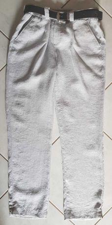 spodnie męskie  damskie letnie street one casual przewiewne modne