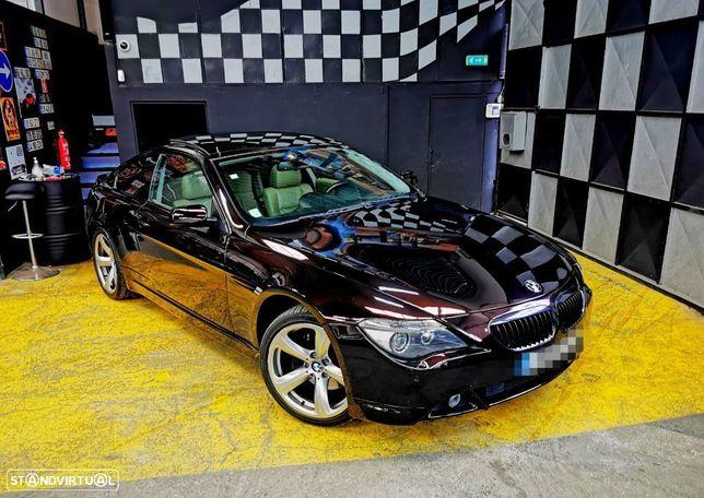 BMW 650 Ci SMG