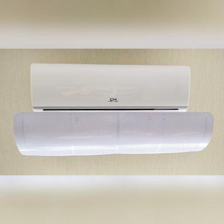 Дефлектор (отражатель, экран) для кондиционера (сплит системы)