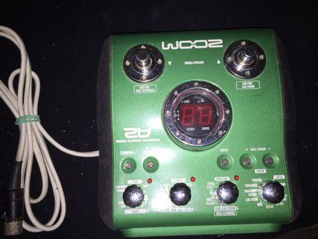 Гітарний процесор Zoom A2