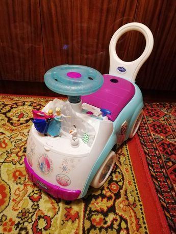 Машинка толокар Kiddieland Disney Frozen Холодное сердце