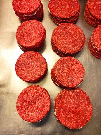 Dostawca mięso burgerowe