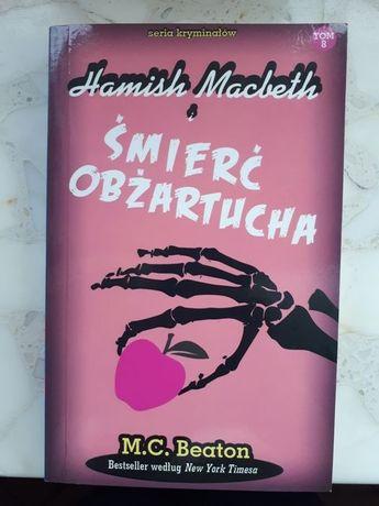 Hamish Macbeth i śmierć obżartucha M.C. Beaton nowa książka