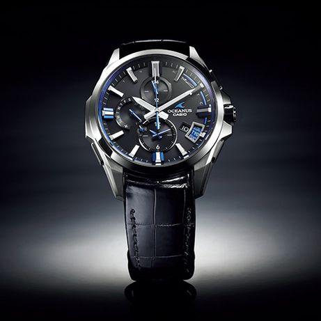 Часы Casio Oceanus OCW-G2000L-1A ! 100% ОРИГИНАЛ! Гарантия 2 года!