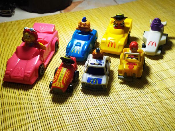 Ретро игрушки Макдональдс/Хеппи Мил