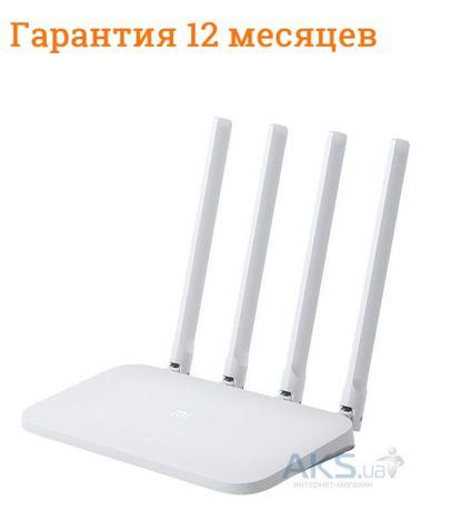 Маршрутизатор роутер Xiaomi Mi WiFi Router 4C Гарантия 1 год Глобалка