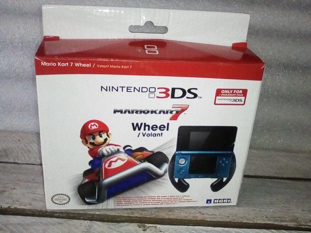 Nintendo 3DS kierownica - wolant do gry MarioKart 7