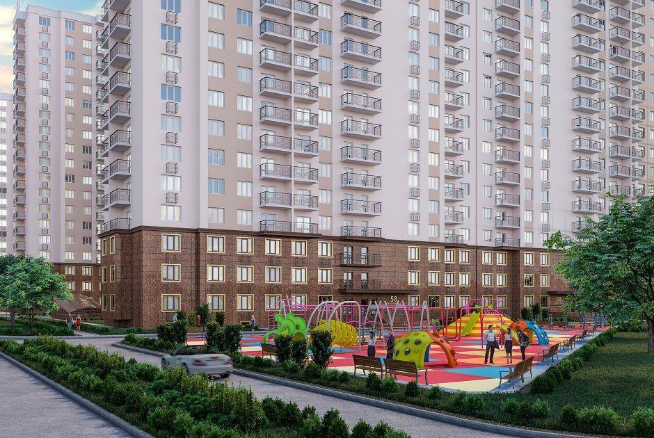 Продам 2х комнатную квартиру 58Жемчужина Kador Архитекторская Одесса - изображение 1