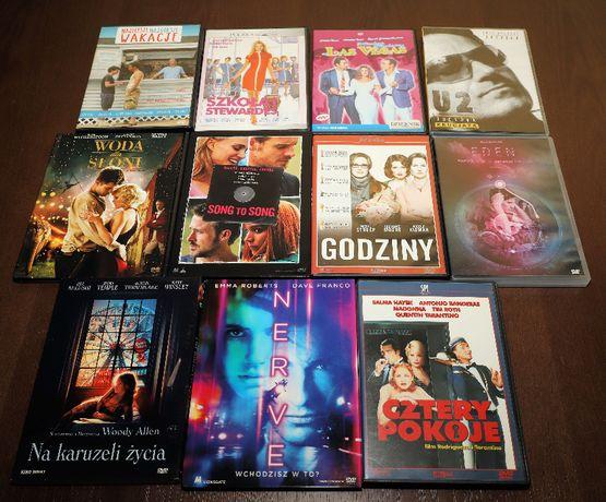 11 filmów zagranicznych (DVD)