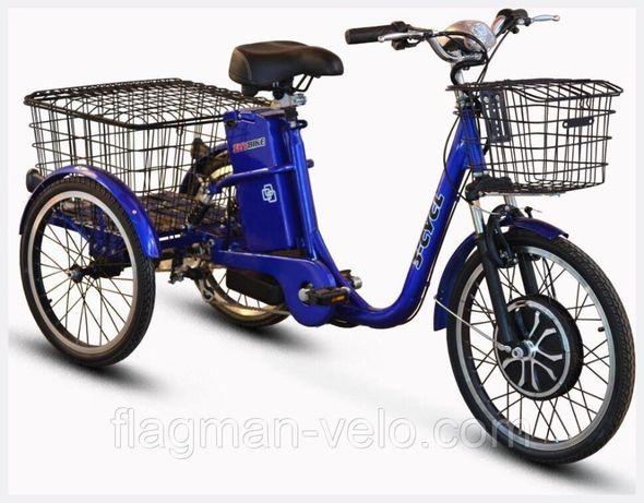 Электровелосипед 3-CYCL Новый Качество от Производителя