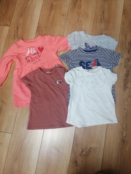 Ubrania dla dziewczynki