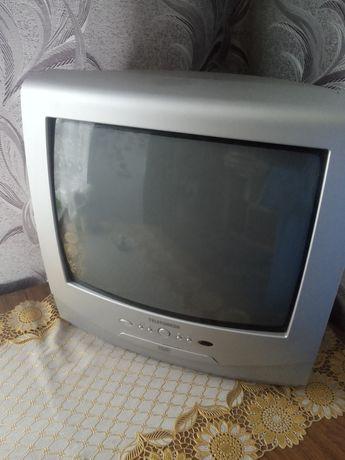 Телевізор та двд