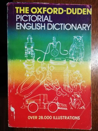 The Oxford-Duden Pictorial English Dicitionary słownik