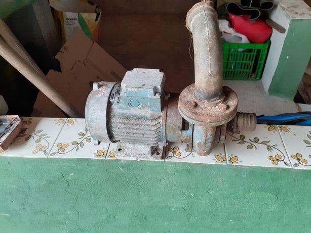 Motor usado trifasico