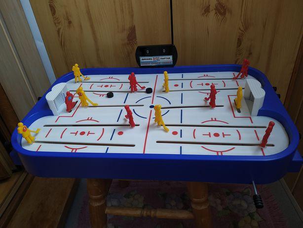 """""""Хокей""""- настільна гра від ТМ Технок, для дітей від 5 років."""