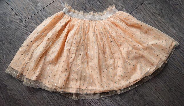 Spódnica spódniczka tiulowa mango rozm. 122 jak nowa