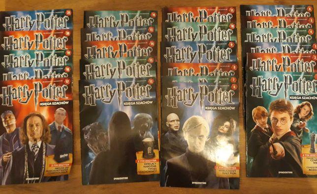 Gazety Harry Potter księga szachów