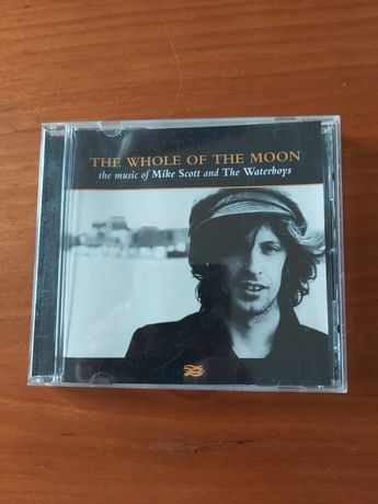The Waterboys - CD - The whole of the moon