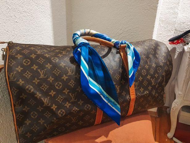 Louis Vuitton LV Torba podróżna Vintage