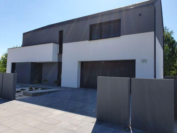 Elewacje docieplenia budynków mieszkalnych