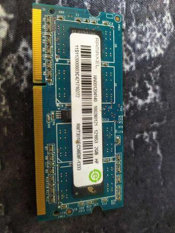 Оперативная память Ramaxel DDR3, 2Gb, 1333 MHz, RMT3010EC58E8F-1333