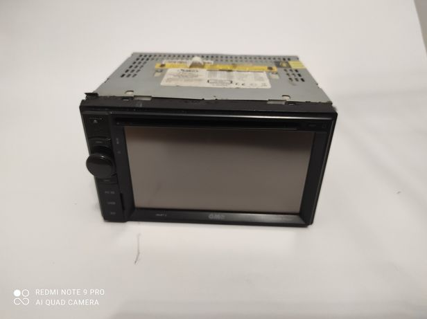 "Radioodtwarzacz GMS 6401 NEW EXCELLENCE z ekranem 6,2"" cala 2DIN DVD"