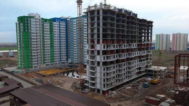 ЛФ-6  Продается 1 комнатная квартира в новом доме на Таирова