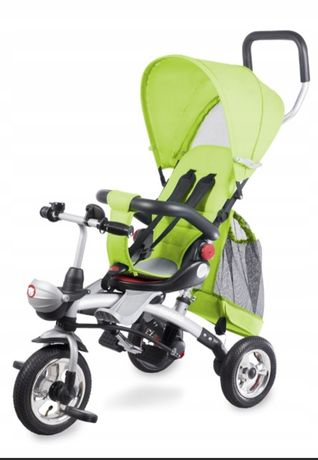 Rowerek trójkołowy rower biegowy LIONELO 6w1