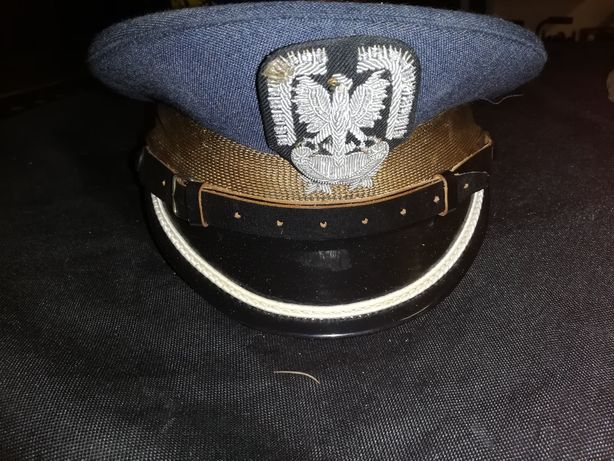 5. Czapka wojenna, pilota, militarna, wojskowa