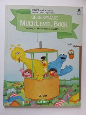 Cellman C. Open Sesame Multilevel Book. Stage E.